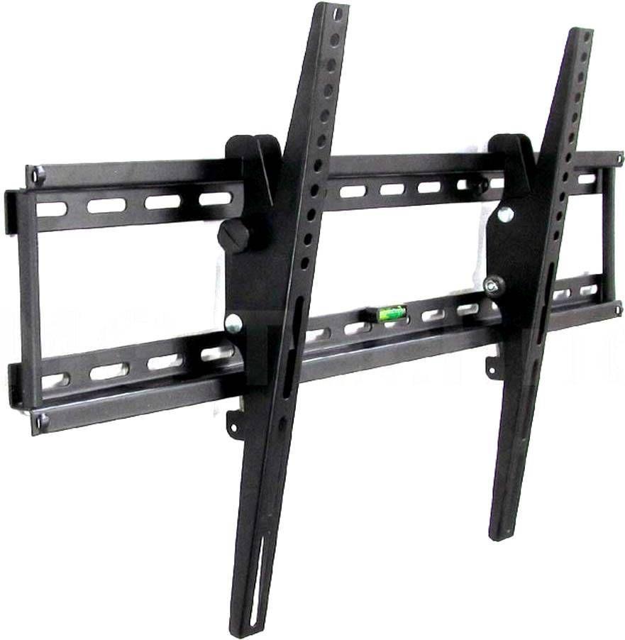 tv monitor wandhalterung halterung neigbar bis 65 zoll vesa 100x100 400x400 ebay. Black Bedroom Furniture Sets. Home Design Ideas