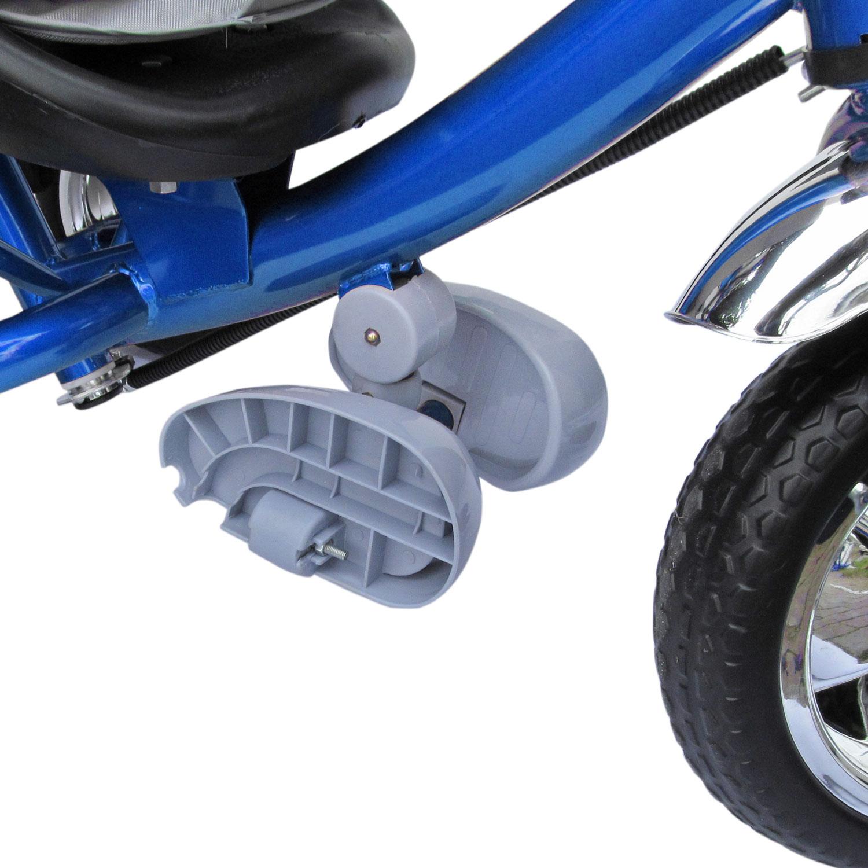 kinder dreirad kinderfahrrad fahrrad dach lenkstange. Black Bedroom Furniture Sets. Home Design Ideas
